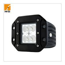 flush mount led lights 12v china 18w led work light pod flush mount 3inch 12v for jeep pod