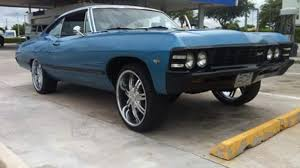 1967 chevrolet impala classics for sale classics on autotrader