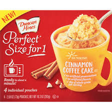amazon com duncan hines perfect size for 1 cake mix s u0027mores