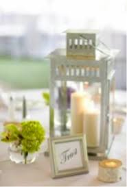 White Lantern Centerpieces by Borrby Lantern For Block Candle White Indoor Outdoor White