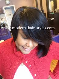 how to do a bob hairstyle with weave black women hair styles of bobs pixies 27 piece weaves mohawks