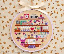pattern art pdf cute craft sewing art room cross stitch pattern pdf cute