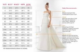 size chart for wedding dresses size chart for pronovias wedding dresses pronovias presea
