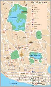 University Of Michigan Hospital Map by Yangon Map