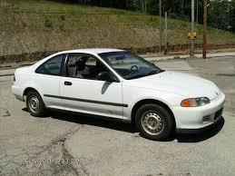 1994 honda civic 4 door purchase used 1994 honda civic dx coupe 1 5 liter 5 speed runs