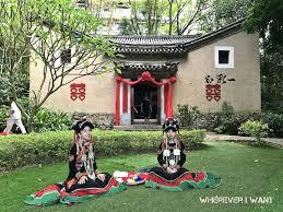 backyard theme park one day in shenzhen china splendid china and chinese folk villages