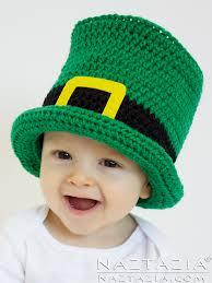 baby thanksgiving hat crochet baby top hat st s day leprechaun by