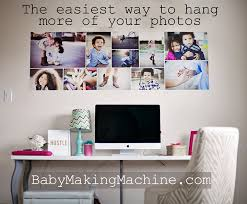 photo wallpaper the easiest diy photo collage