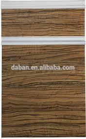 Kitchen Cabinet Definition High Definition High Gloss Uv Wood Grain Kitchen Cabinet Door
