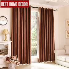 Blackout Curtains For Bedroom Aliexpress Com Buy Best Home Decor Finished Draps Window