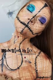 Voodoo Doll Halloween Costume 72 Madeyewlook Lex Images Costumes