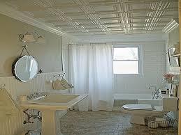 Bathroom Ceiling Ideas Bathroom Tin Bathroom Ceiling Ideas Unique Ceilings D F D D C