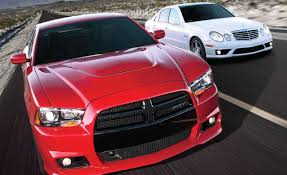 2012 dodge charger srt8 vs 2008 mercedes benz e63 amg
