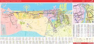 world map city in dubai dubai transport map
