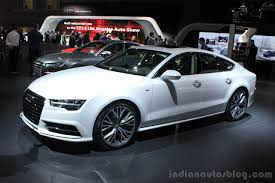 audi a7 modified 15 cars coming to india from la gz auto shows