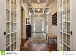 Foyer by Foyer Doors U0026 Making A Design Statement With Your Entry Hall