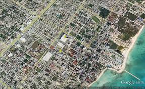 Playa Del Carmen Map How To Take The Bus From Cancun Airport To Playa Del Carmen U2013 Awol