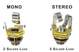 wiring mono and stereo jacks for cigar box guitars amps u0026 more