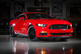 iacocca mustang price 50 years of mustang with iacocca leno s garage