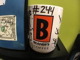 Beaner Inside Biggby Coffee Headquarters Wkar