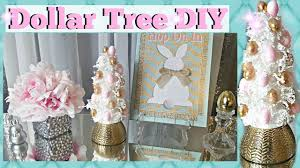 Home Decor Craft Dollar Tree Diy Easter 2017 Easter Egg Tree Easy Home Decor