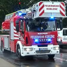 Feuerwehr Bad Kreuznach Hunsrückereinsatzfilmer 112 Youtube