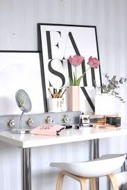 Englisches Esszimmer Gebraucht Skandinavische Schminkecke Im Schlafzimmer Interior Blogger