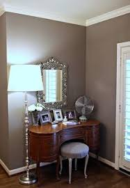 ceiling lighting fixtures by sherwin williams taupe staging