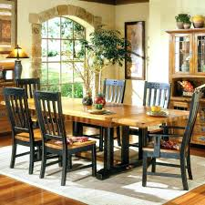 Mission Dining Room Table Mission Dining Room Set Style Furniture By Premiojer Co