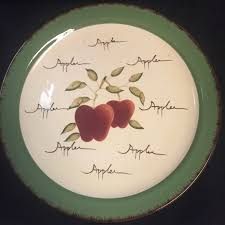 home interiors apple orchard collection home interiors apple orchard collection dinner plate 11 13 14