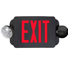 exit emergency light combo exit emergency light combos etoplighting com