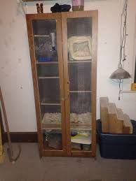 how to make a chinchilla cage out of a bathroom dresser 7 steps