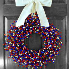 4th of july wreaths best americana wreaths products on wanelo