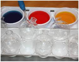 color mixing on learning