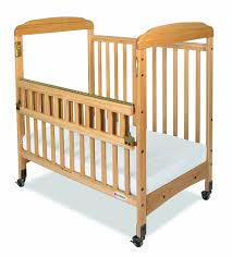 Mini Crib Mattress Size by Amazon Com Foundations Serenity Safereach Compact Crib