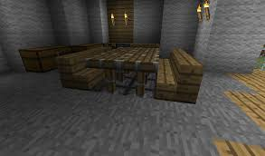 How To Make A Table In Minecraft Piston Table Screenshots Show Your Creation Minecraft