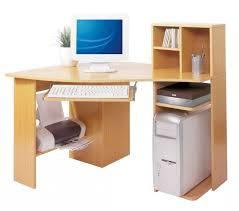 mission style desk solid wood computer desk desktop metal small