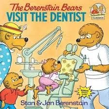 berenstien bears the berenstain bears visit the dentist book by stan berenstain