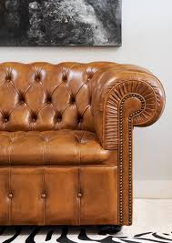 Vintage Leather Chesterfield Sofa Vintage Leather Chesterfield Sofa Home And Textiles