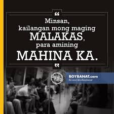 Gangster Love Quotes by Bob Ong U0027s Popular And Relatable Quotes To Ponder Boy Banat
