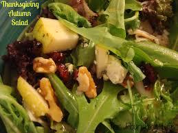thanksgiving autumn salad food thanksgiving salad