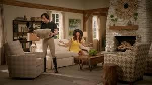 La Z Boy Living Room by La Z Boy Tv Commercial U0027as The Room Turns Sofa U0027 Featuring Brooke