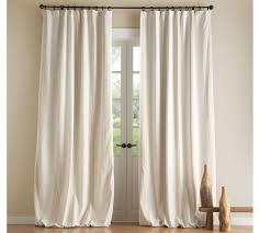 Blackout Curtains Windows Riviera Stripe Drape Charcoal Pottery Barn