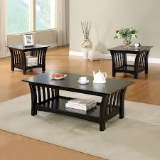 Furniture Of Kitchen by Shop Furniture Of America Milford 3 Piece Accent Table Set At