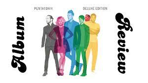 vinyl views album review pentatonix by pentatonix