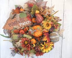 Thanksgiving Wreath Craft How To Make A Rustic Thanksgiving Wreath