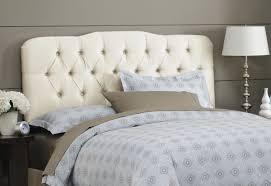 bedroom best grey upholstered headboard designs with standing