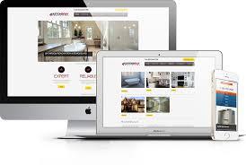 website design for astonbray home renovator