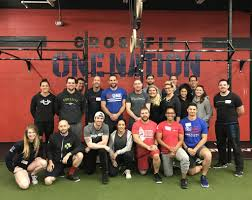 Crossfit Affiliate Map Crossfit Forging Elite Fitness Monday 171002
