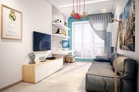 teen room designs waves concept